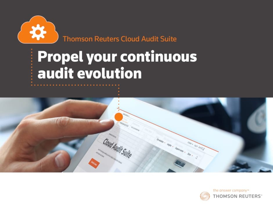 eBook cover of Propel your continuous audit evolution