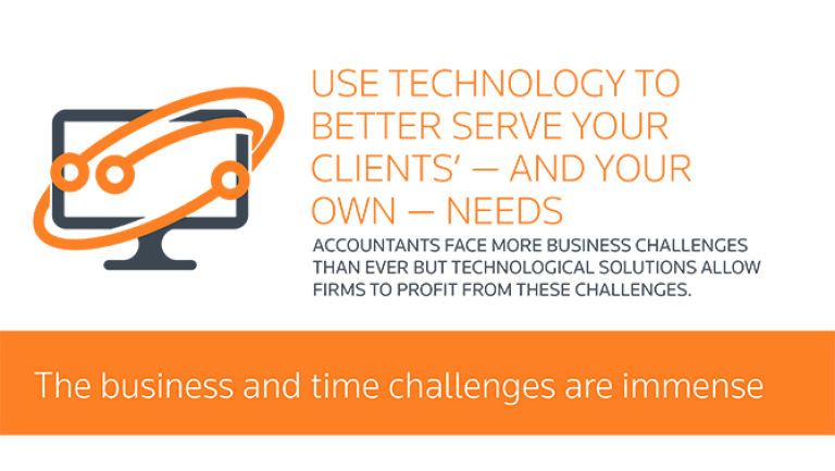 Use better technology to better serve your clients' – and your own – needs