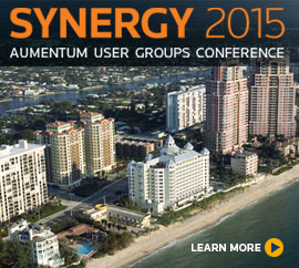 2015 Aumentum User Group Conference