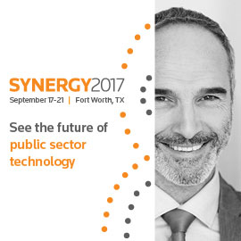 SYNERGY 2017: See the future of public sector technology