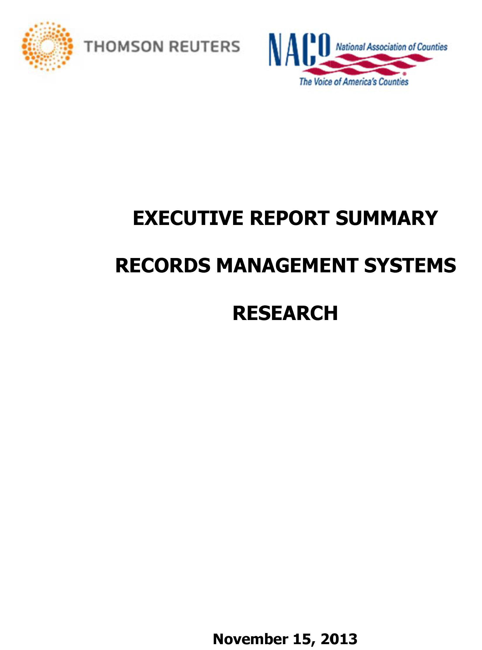 Records Management Systems Research thumbnail