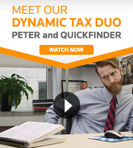 Quickfinder Dynamic Tax Duo
