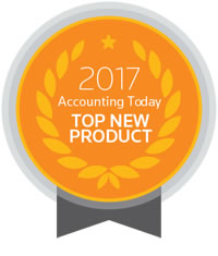 Accounting Today 2017 Top New Product