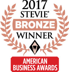 2017 Stevie® Bronze Winner
