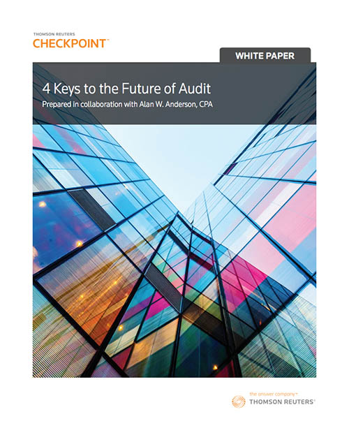 4 Keys to the Future of Audit White Paper