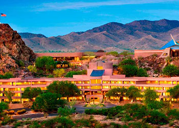 Phoenix Marriott Tempe at The Buttes hotel
