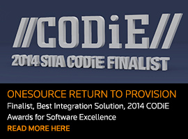 2014 CODiE Awards for Software Excellence