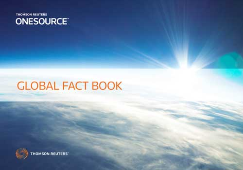 ONESOURCE Global Fact Book cover