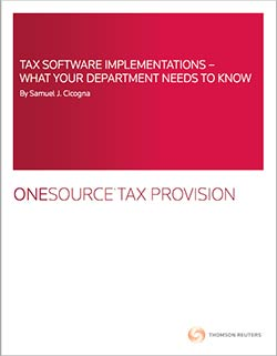 Tax Software Implementations Whitepaper cover download now