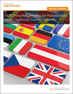 BEPS CBC Reporting for Multinationals