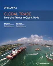 Emerging Trends in Global Trade - whitepaper cover
