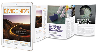 Thomson Reuters Dividends Magazine