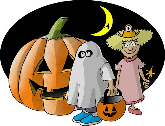 Boo! Indiana Halloween Sales Tax