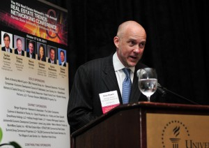 ONESOURCE Property Tax Emcees FSU Real Estate Event