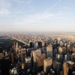 New York City Aeriel View
