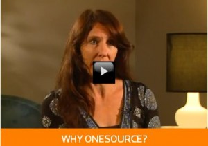"Current Users Answer the Question ""Why ONESOURCE?"""