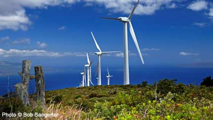 Wind Energy Conversion Property now taxable for ad valorem tax purposes in Maui County