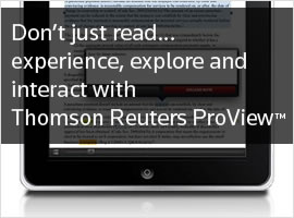 Thomson Reuters ProView