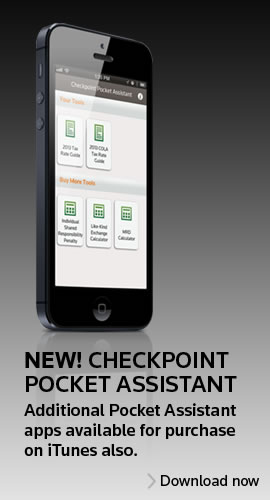 Checkpoint Pocket Assistant - download this free app
