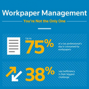 Workpaper Managment Study by Thomson Reuters ONESOURCE