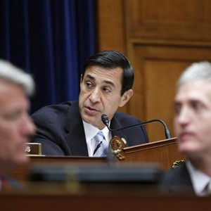 The House Oversight and Government Reform Committee, led by Chairman Darrell Issa, (R-CA) speaks at the committee at Capitol Hill in Washington