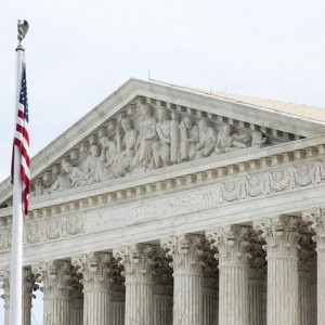 The Supreme Court is pictured in Washington