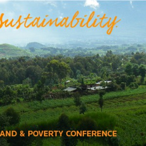 What's Happening Now: World Bank Land & Poverty Conference
