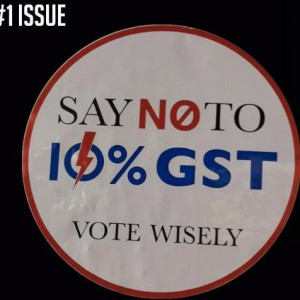 10% GST in Singapore? Government says no