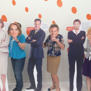 Thomson Reuters Tax & Accounting employees on CX Day 2015