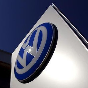 "A Volkswagen logo adorns a sign outside a dealership for the German automaker located in the Sydney suburb of Artarmon, Australia, October 3, 2015. Volkswagen said on Saturday it was suspending sales of some diesel vehicles in Australia that may have been fitted with devices designed to mask the level of emissions after meeting with authorities. Almost two weeks after confirming 11 million vehicles around the world had been fitted with so called ""defeat devices"", the German automaker and subsidiary Audi have not provided details of the models or where they have been sold. REUTERS/David Gray - RTS2TOI"