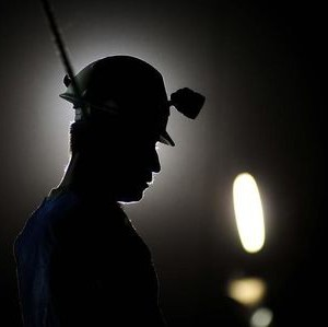 A miner stands near a mine where rescue workers search for trapped colleagues in Sabinas May 3, 2011.   Picture taken May 3, 2011  REUTERS/Courtesy Vanguardia