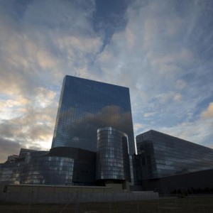 The bankrupt and shuttered Revel casino is pictured on the Boardwalk in Atlantic City November 17, 2015. The Casino's owner has suggested that Syrian refugees could be housed at the hotel, according to local media. To match Feature - FRANCE-SHOOTING/USA-MIGRANTS    REUTERS/Carlo Allegri