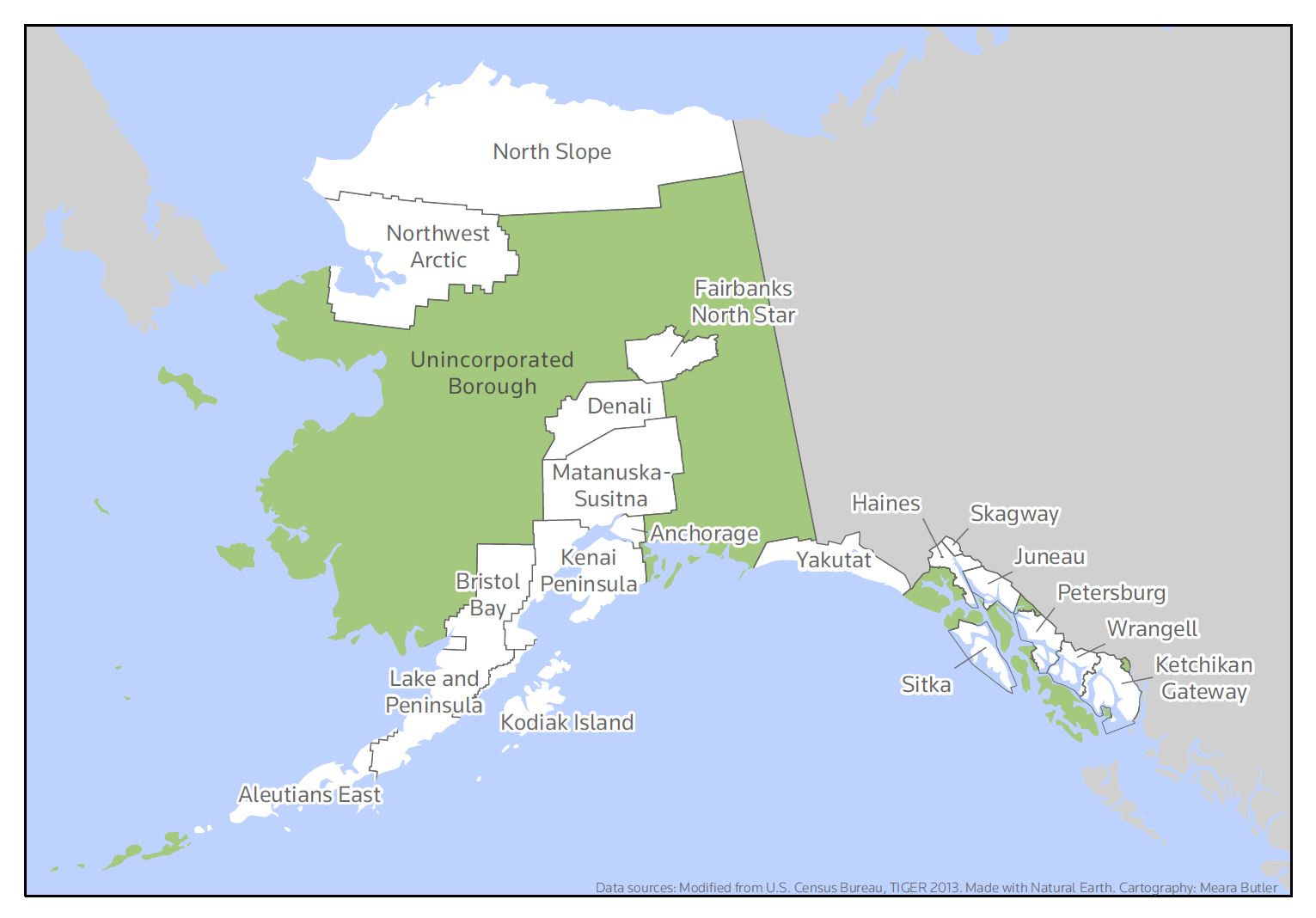 Alaskan Boroughs Thomson Reuters Tax Accounting