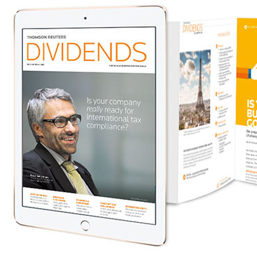 Introducing <em>Dividends</em> Magazine