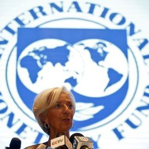 International Monetary Fund (IMF) Managing Director Christine Lagarde attends a session during the G20 finance ministers and central bank governors meeting in Shanghai, China February 27, 2016. REUTERS/Aly Song