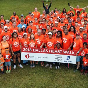 Thomson Reuters Employees Raise over $286,000 for American Heart Association