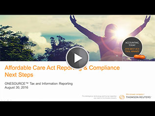 Affordable Care Act Reporting & Compliance: Filing-Next Step